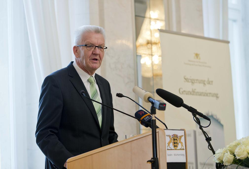 Wirtschaftsminister Baden Württemberg